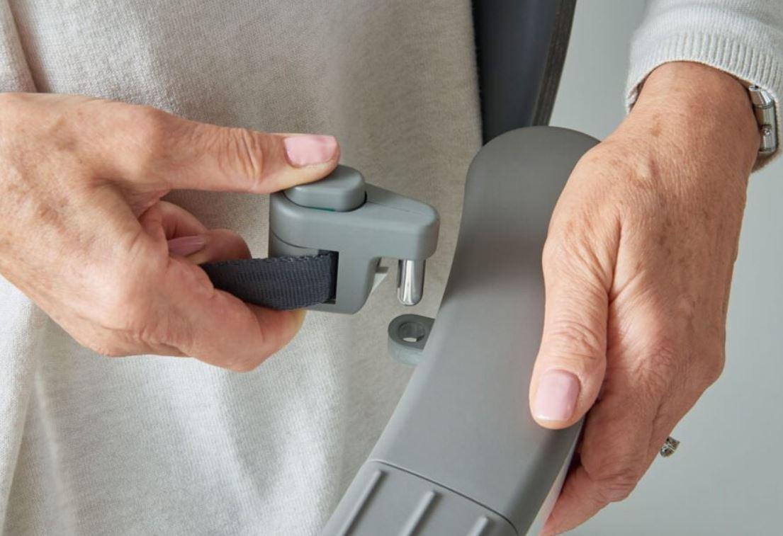 Ergonomic Seat Belt
