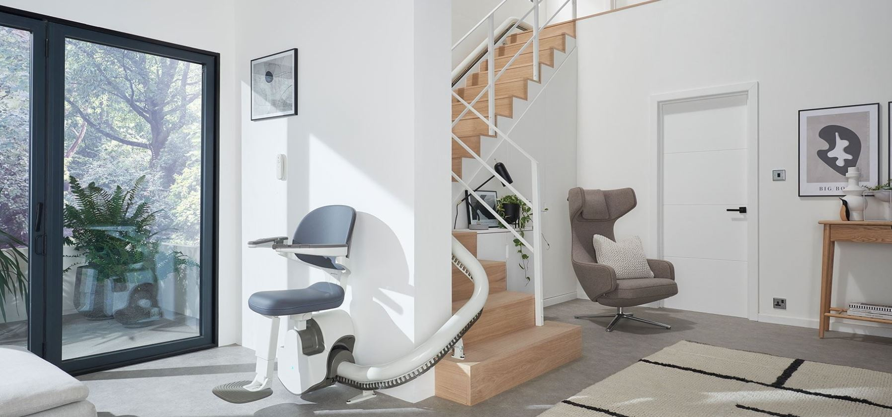 Flow X Stairlift